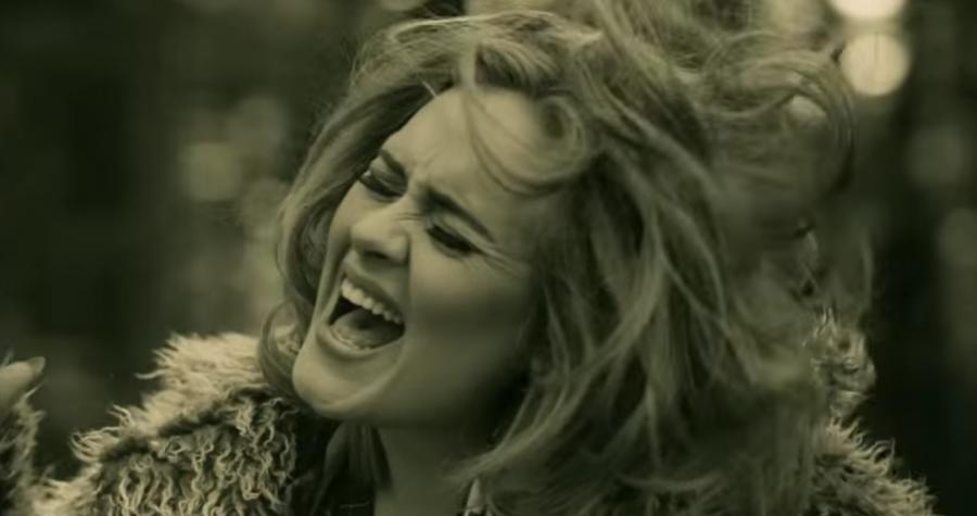 Adele wciąż inspiruje...