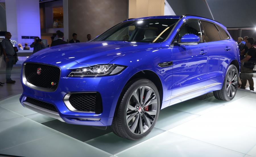 Jaguar F-Pace - Samochód Roku Playboya 2016