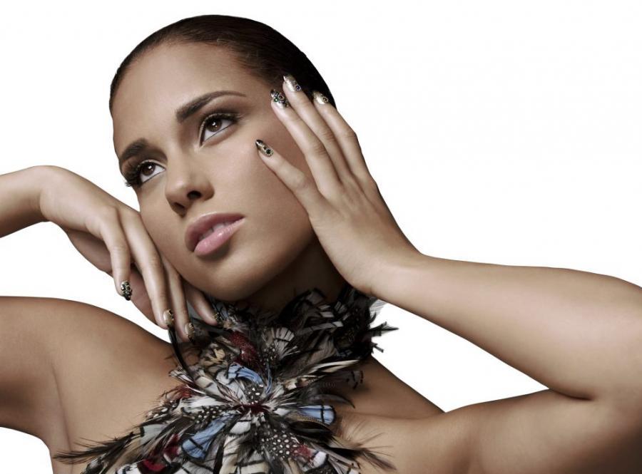 Alicia Keys znalazła swoje miejsce
