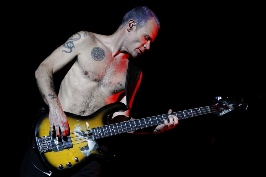 Red Hot Chili Peppers jużkończy nowy album