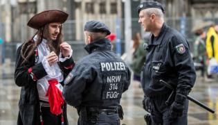 Karnawał w Kolonii pod policyjnym nadzorem