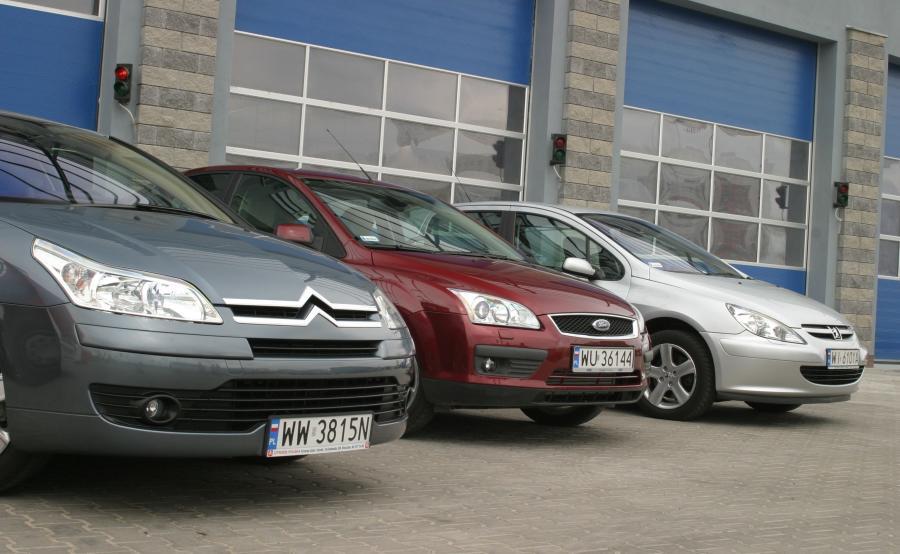 Ford focus - 8. miejsce na rynku aut używanych