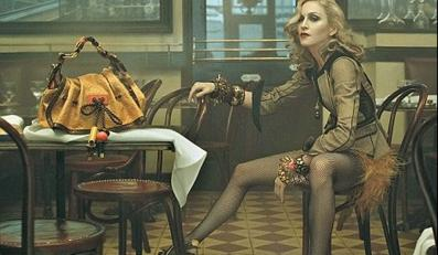 Madonna dla Louis Vuittona