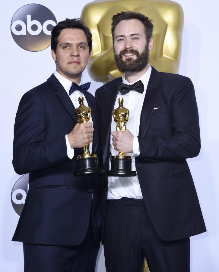 """Oscary 2016 – najlepszy krótkometrażowy film aktorski: """"Stutterer"""", Benjamin Cleary, Serena Armitage"""