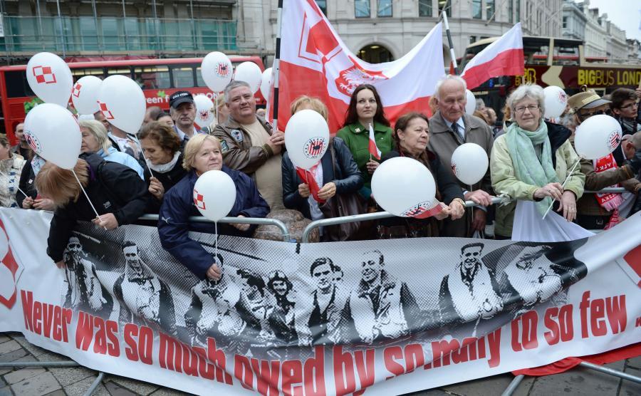 Polacy w Londynie