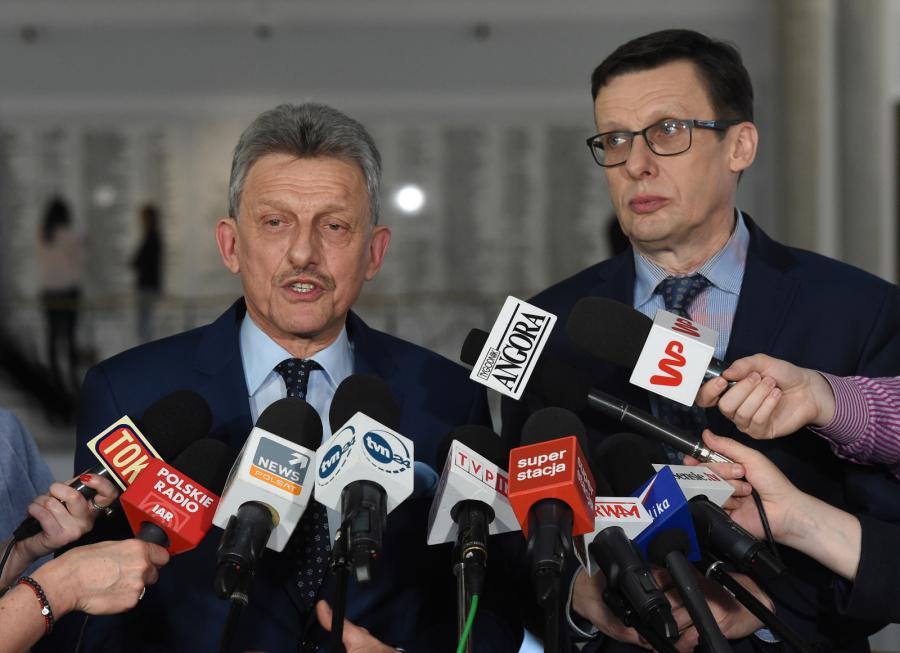 Stanisław Piotrowicz, Marek Ast