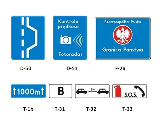 Uwaga! Nowe znaki drogowe