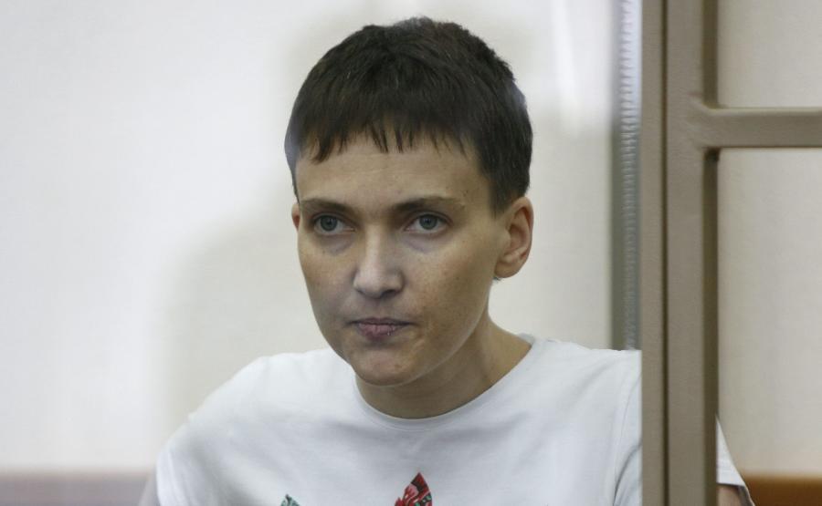 Nadia Sawczenko