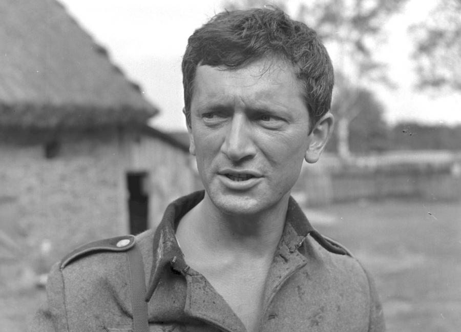 Marian Kociniak jako Franek Dolas