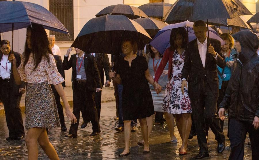 Wizyta Baracka Obamy na Kubie