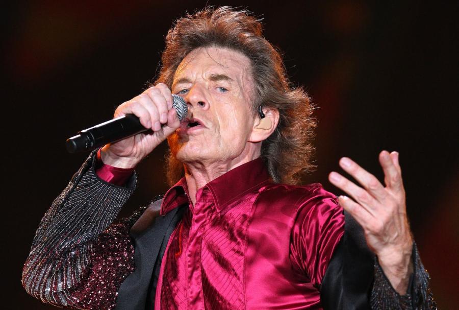 Mick Jagger i The Rolling Stones poczas historycznego koncertu w Hawanie
