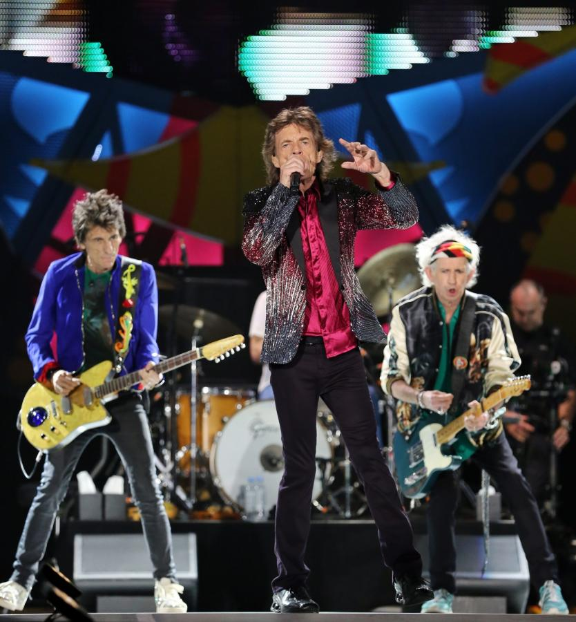 The Rolling Stones zagrali na Kubie
