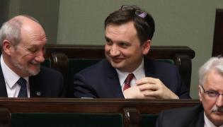 Antoni Macierewicz i Zbigniew Ziobro