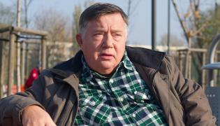 """Mieczysław Hryniewicz w """"Na Wspólnej"""""""