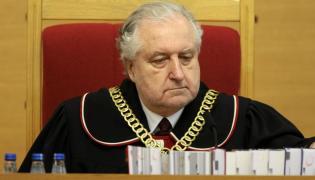 Prezes TK prof. Andrzej Rzepliński
