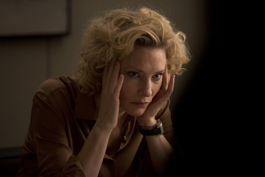 Cate Blanchett prowadzi dziennikarskie śledztwo