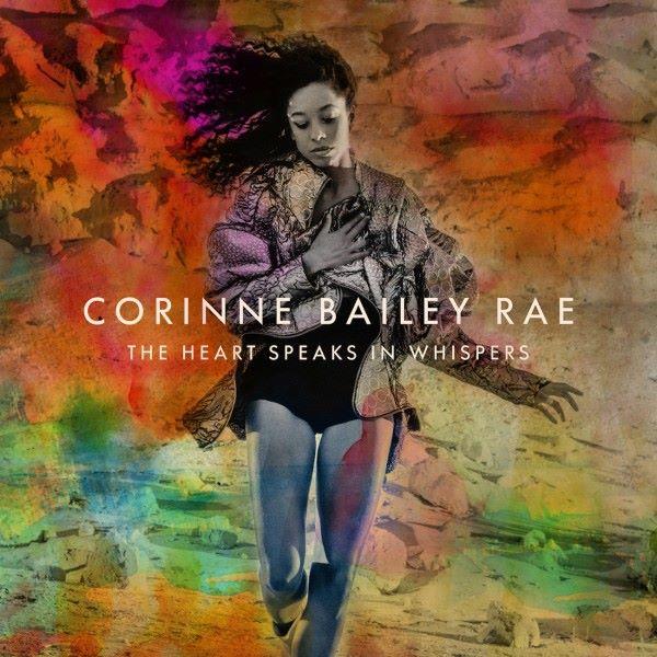 Corinne Bailey Rae na okładce premierowego albumu \