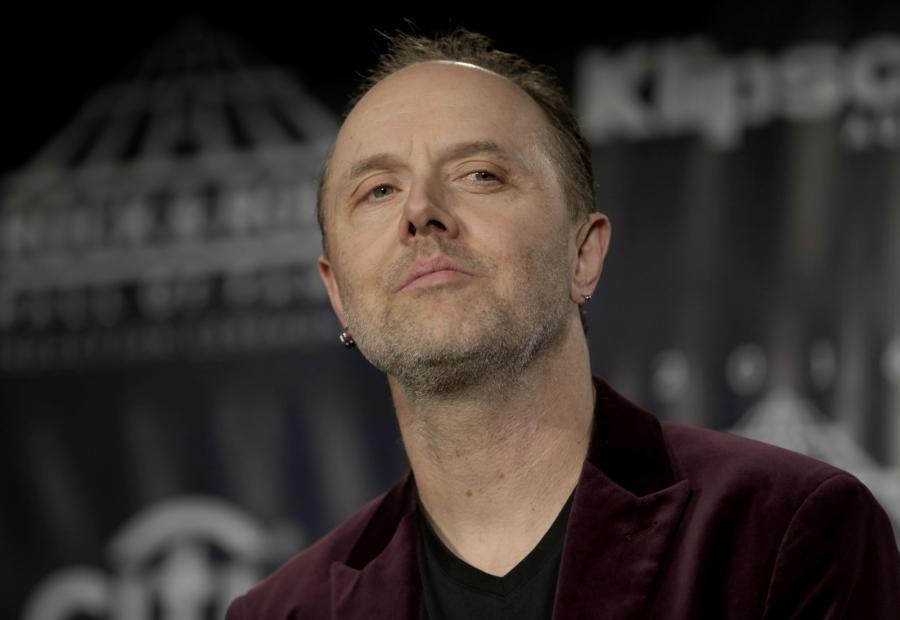 Lars Ulrich spełnił swoje marzenie wprowadzając ulubiony zespół Deep Purple do galerii sław rock and rolla