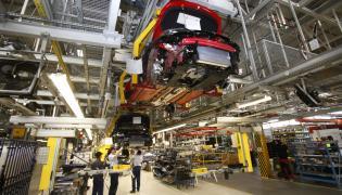Opel astra - fabryka w Gliwicach