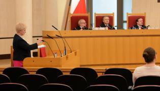 Posiedzenie Trybunału Konstycyjnego