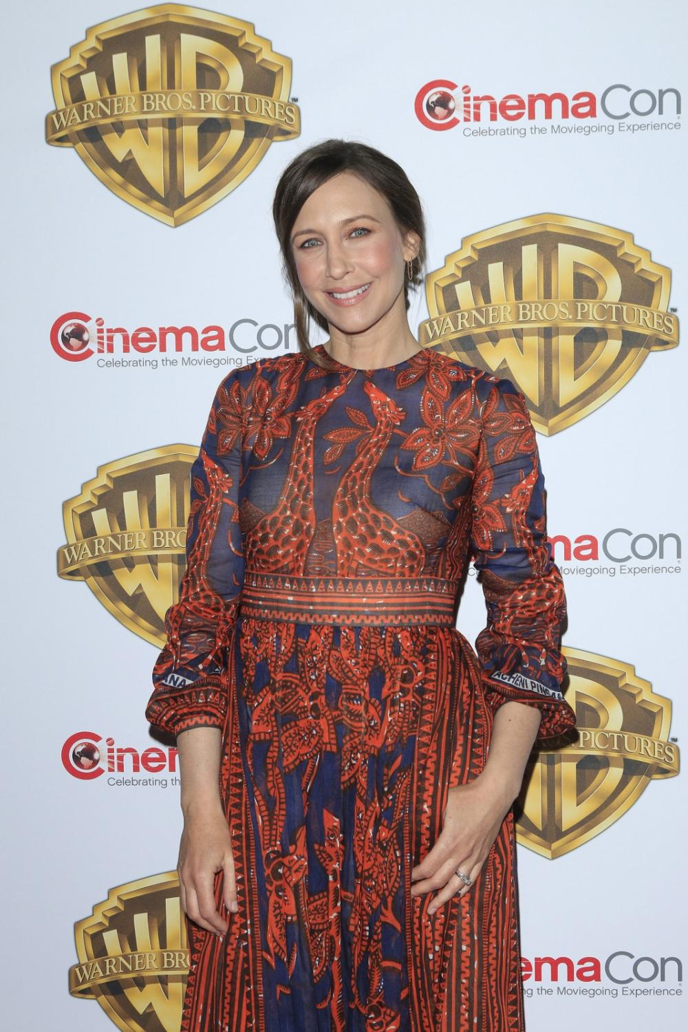 Vera Farmiga na CinemaCon 2016