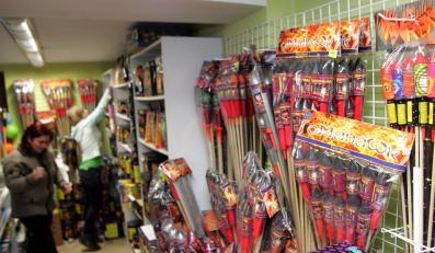 Niemcy boją się polskich fajerwerków