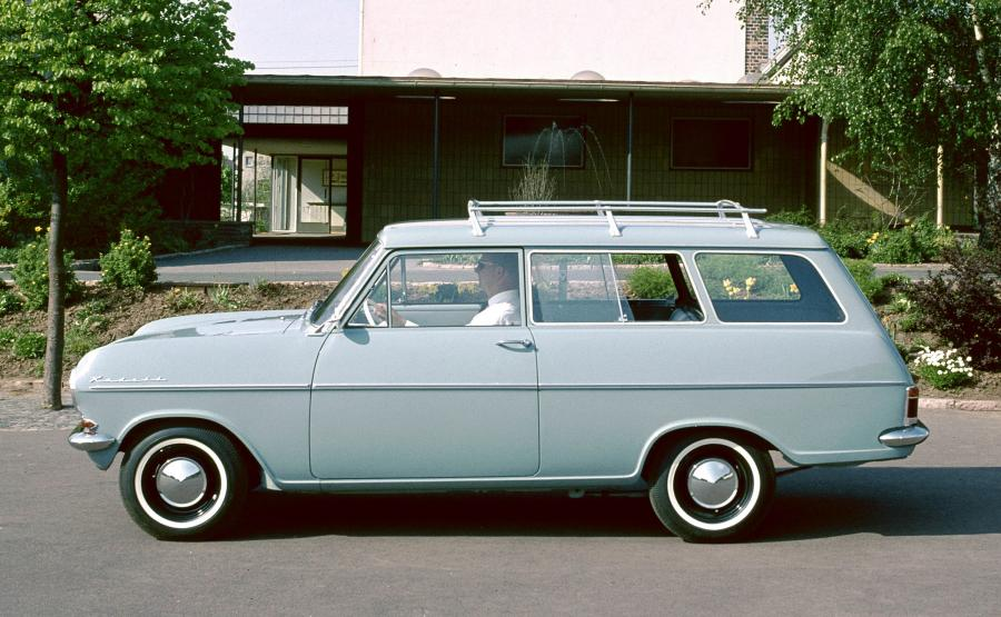 Opel Kadett A Caravan 1963-1965