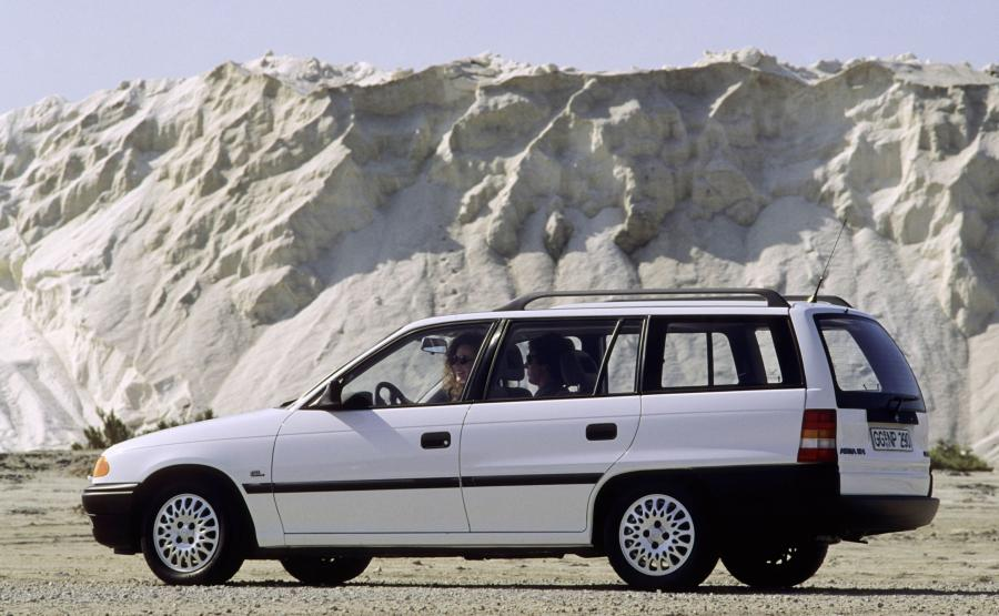Opel Astra F Caravan 1991-1997