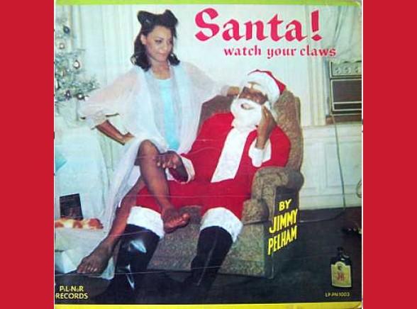 Jimmy Pelham przestrzega: Mikołaju, tylko uważaj na pazurki