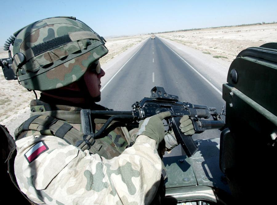 Żołnierze nie muszą się już bać strzelania