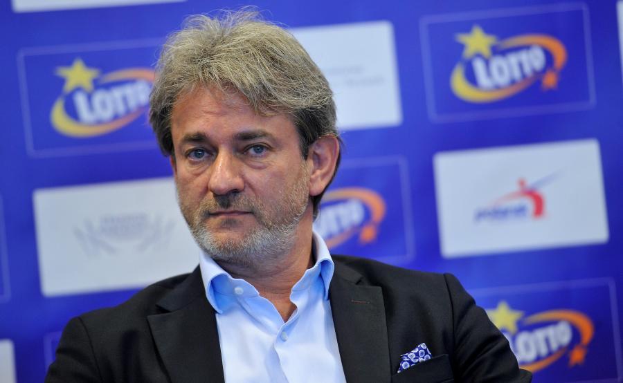 Wojciech Szpil, odwołany prezes Totalizatora Sportowego