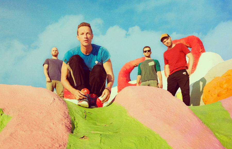 Coldplay przedstawia teledysk do \