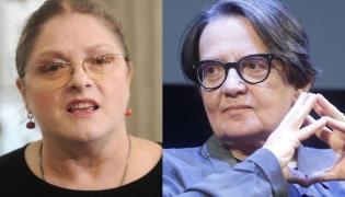 Krystyna Pawłowicz, Agnieszka Holland