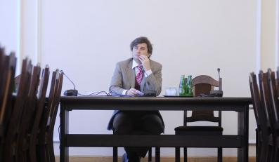 Palikot nie jest już szefem komisji