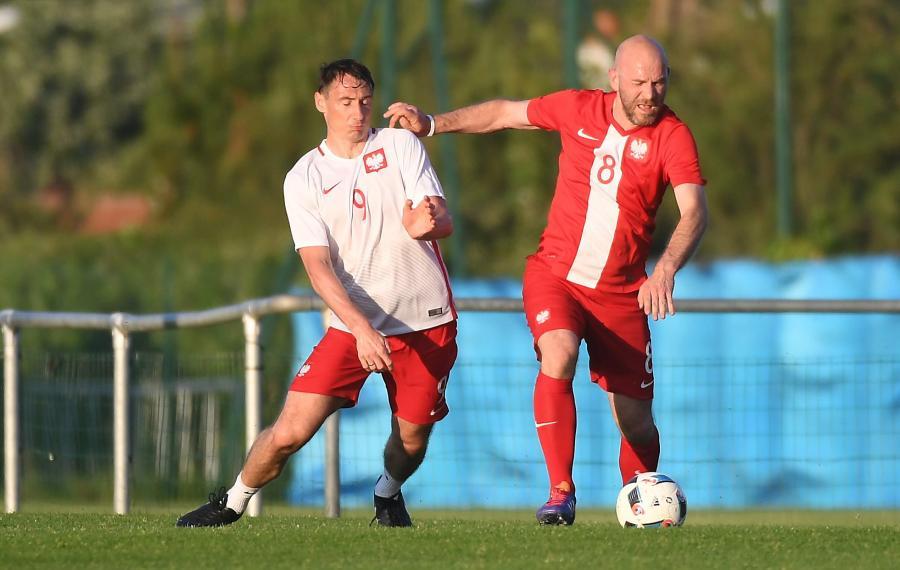 Zbigniew Boniek znów założył strój reprezentacji Polski. Prezes PZPN zagrał w specjalnym meczu