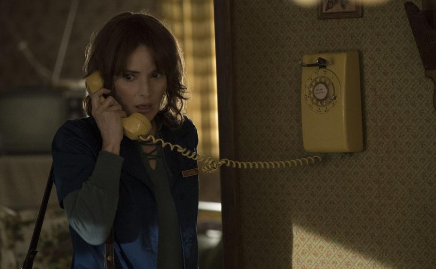 Winona Ryder w serialu \