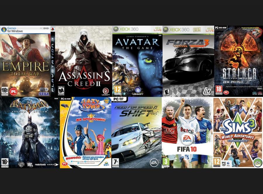 Pogotowie prezentowe: 10 gier pod choinkę