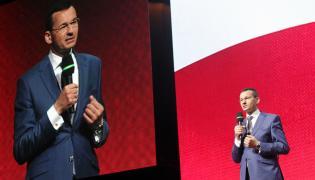 Wicepremier i minister rozwoju Mateusz Morawiecki przemawia podczas Kongresu Impact'16