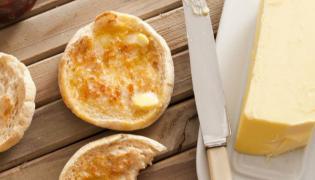 Pieczywo i masło