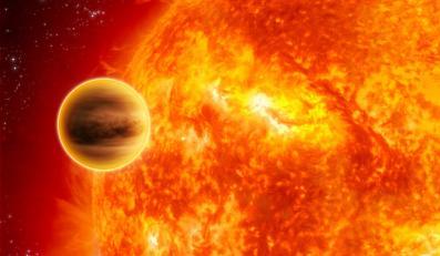 Na planecie poza Układem Słonecznym jest dwutlenek węgla