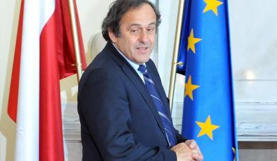 Platini: Polacy, wysilcie się bardziej!