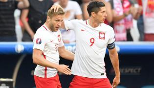 Jakub Błaszczykowski i Robert Lewandowski