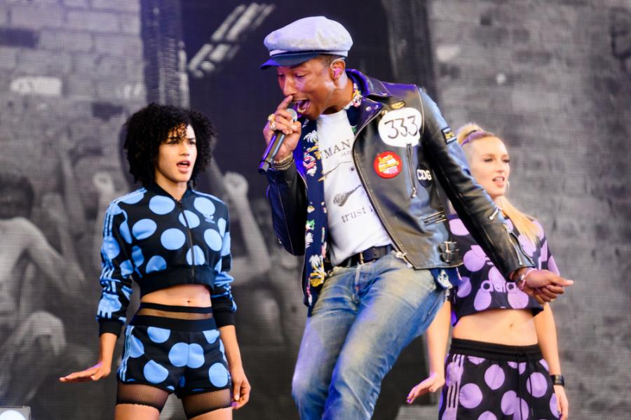 Koncerty, których nie możesz przegapić: Pharrell Williams