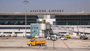 Lotnisko w Stambule