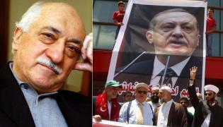 Fethullah Gulen oraz zwolennicy prezydenta Erdogana