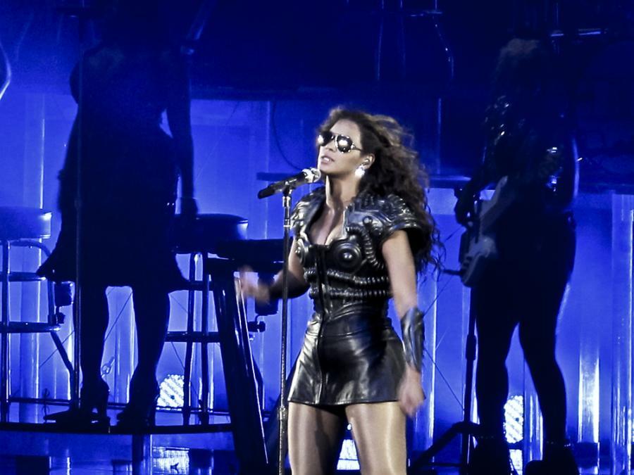 Beyonce   / fot. arvzdix