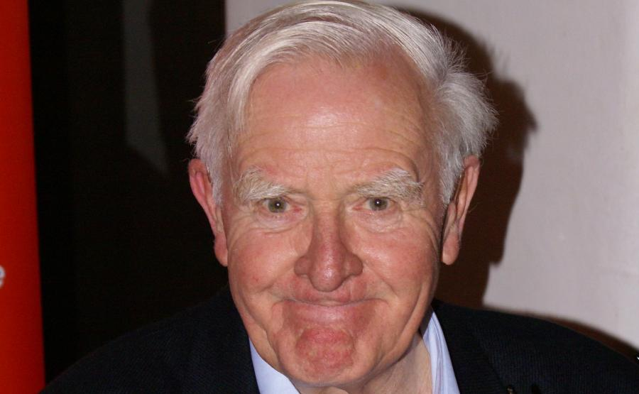 John Le Carre (Fot. Krimidoedel)