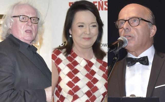 Ryszard Makowski, Danuta Holecka, Jan Pospieszalski