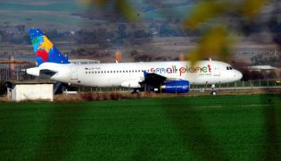 Airbus linii lotniczych Small Planet