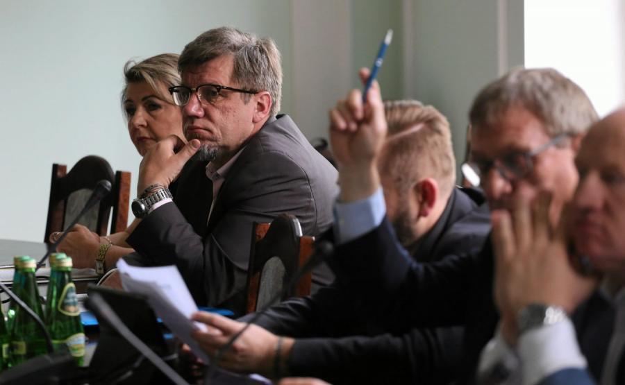 Posiedzenie sejmowej komisji kultury i środków przekazu